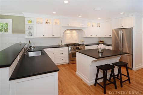 short kitchen cabinets custom white kitchen cabinetry in short hills new jersey
