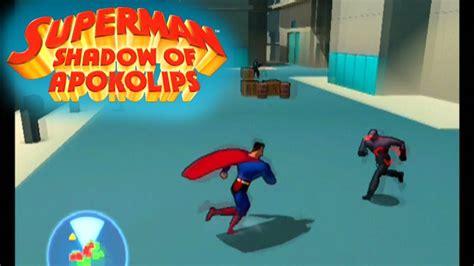 Superman Shadow superman shadow of apokolips ps2