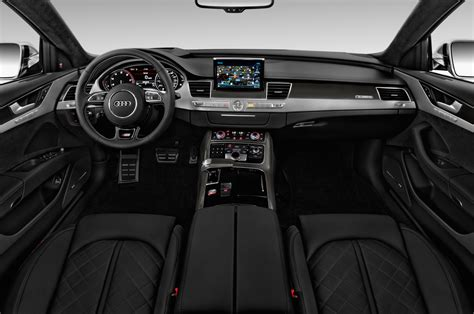 Audi S8 Innenraum by 2017 Audi S8 Reviews And Rating Motor Trend
