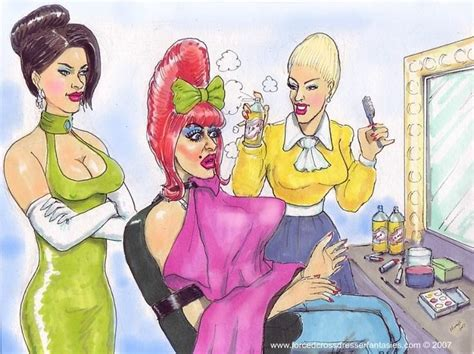 brother forced makeover cartoon pin by tek42day on sissy salon pinterest prissy sissy