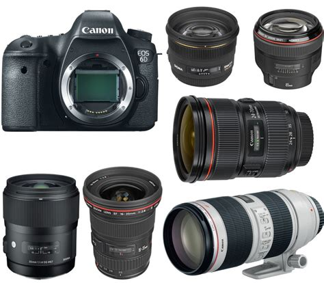 best lens for canon 6d best lenses for canon eos 6d news at cameraegg
