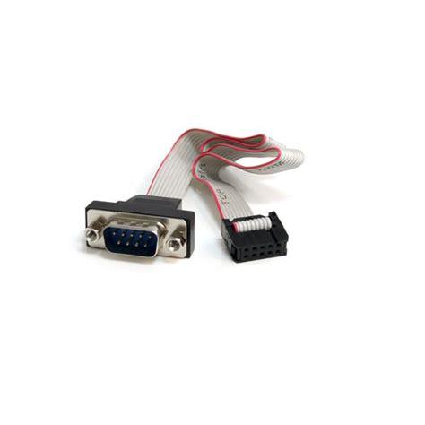 Konektor Serial Db9 Ke 9 Pin Motherboard 9 pin serial to 10 pin idc serial motherboard header