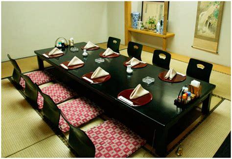 Japanese Restaurant Tatami Room Singapore Herald Suites