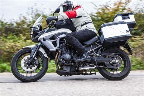 Triumph Motorrad Probleme by Triumph Tiger 800 Xrx 1000ps Dauertest Abschluss 2015