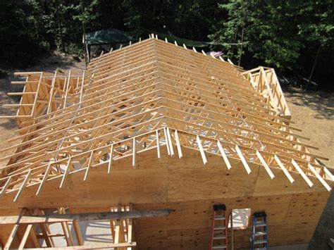 a frame roof brainright roof framing