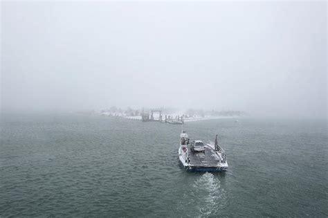 Chappaquiddick Ferry Hours Then Came Juno A Slideshow Of Martha S Vineyard S