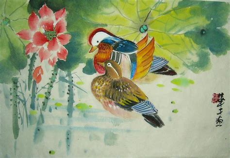 Feng Shui Small Bedroom mandarin ducks and love use in feng shui