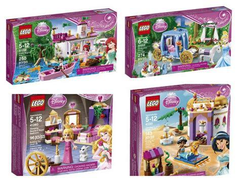 Lego Disney Prince Princess Set 8 lego disney princess sets 20