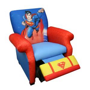 Superman Seat Covers Walmart Superman Deluxe Recliner 18944 Cozydays