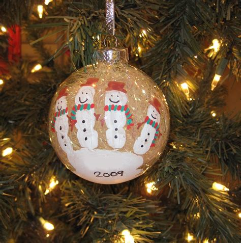 handmade handprint ornaments confessions of a homeschooler