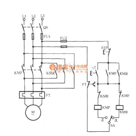 wiring diagram 3 phase automatic transfer switch circuit
