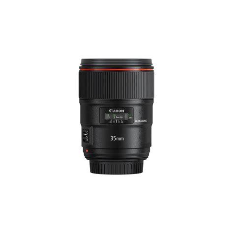 Canon Lensa Ef 35mm F 1 4 L Ii Usm canon ef 35mm f 1 4l ii usm lens
