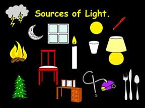 sources of light by eaelf teaching resources tes