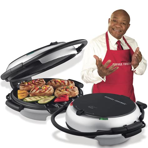Grill Foreman by George Foreman Grill The Indoor Grilling