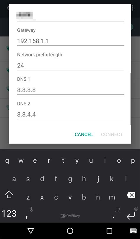 reset android dns reset all wifi settings on android