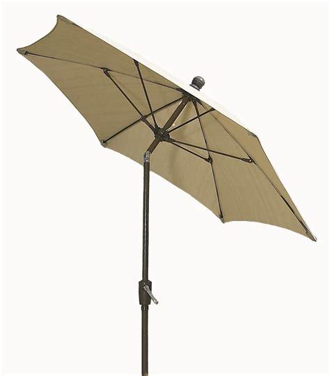 Windproof Patio Umbrella Umbrellas House Home