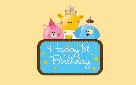 Happy Birthday Original Wishes Happy 1st Birthday Wishes Quotes And Messages Whatsapp