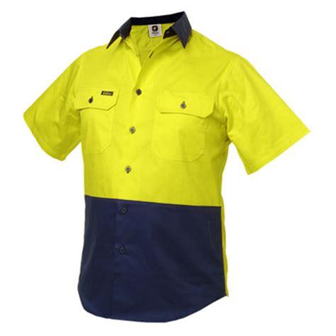 Impact Gear, Safety Work wear, Hi Vis Work Shirts. CoolDry