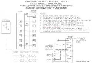 trane xl80 furnace thermostat wiring questions doityourself community forums