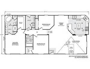fleetwood manufactured home floor plans vogue ii 28573l fleetwood homes
