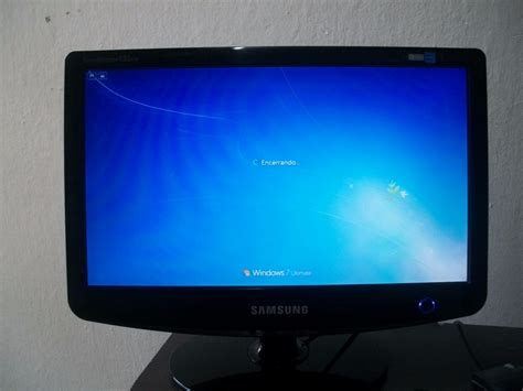 Monitor Lcd Samsung monitor samsung lcd 15 6 widescreen syncmaster 632nw r