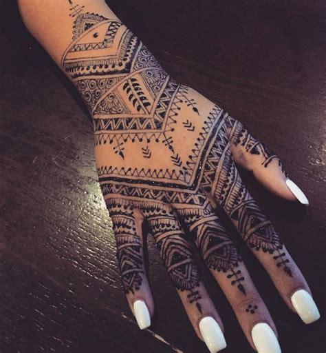 tato henna tato black henna makedes