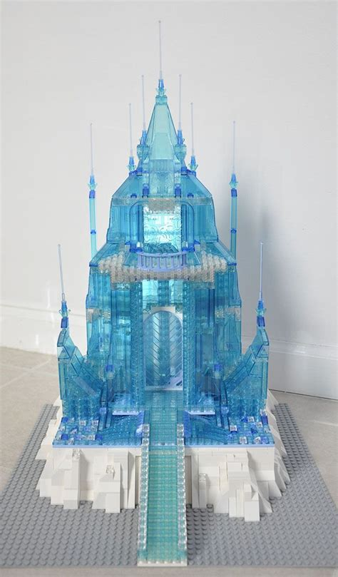 Lego Sy Princess Elsa Frozen Castle Istana Princes Elsa lego disney frozen castle www pixshark images galleries with a bite