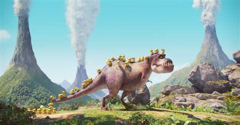 foto film dinosaurus tyrannosaurus rex despicable me wiki fandom powered by