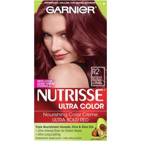 garnier nutrisse haircolor r1