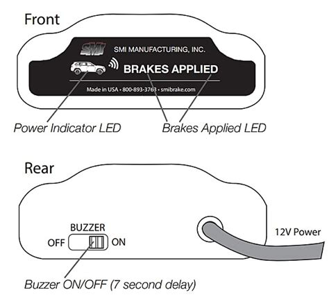 Wiring diagram for towbar buzzer efcaviation kotaksurat towbar buzzer wiring diagram tow bar wiring diagram asfbconference2016 Image collections