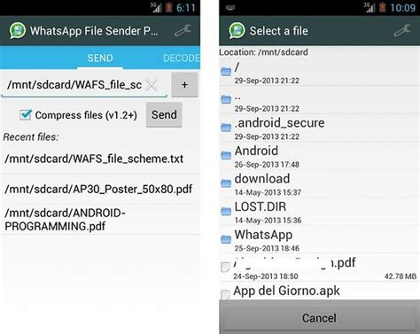 audio format supported by whatsapp whatsapp file sender send files of any type with whatsapp