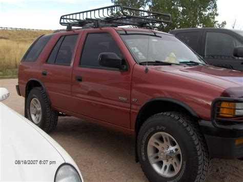 Isuzu Rodeo Tire Size Tire Size Isuzu Forums Isuzu Enthusiasts Forum
