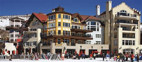 Fireplace Hotel by Arrabelle Hotel At Vail Square Ski In Ski Out Apartments