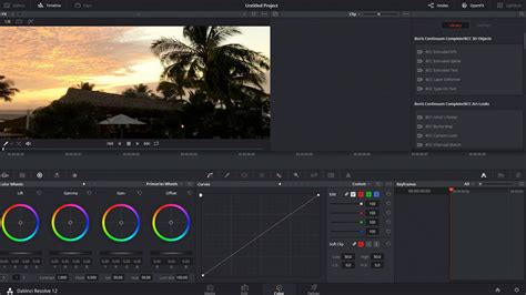 color grading software an introduction to color grading b h explora