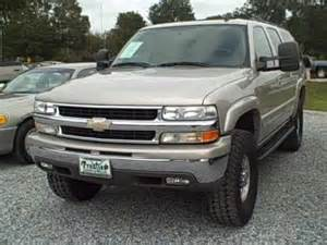 2006 chevy suburban 2500 at pensacola used cars