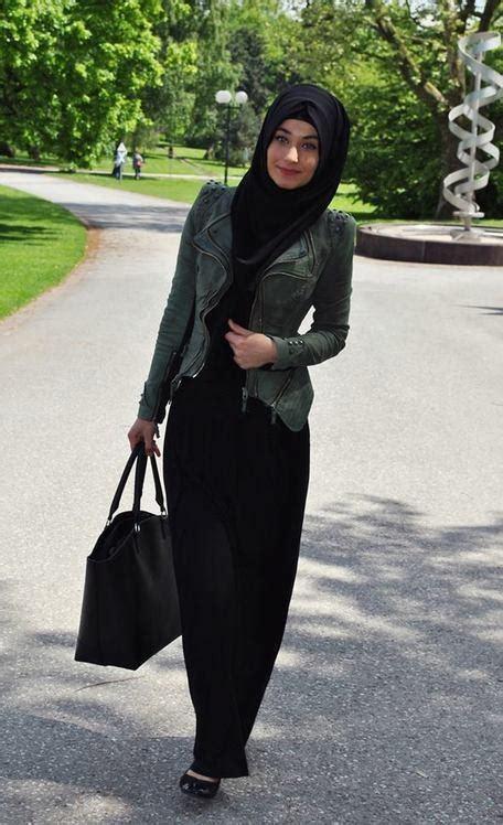 simple cute hijab fashion muslim women fashion