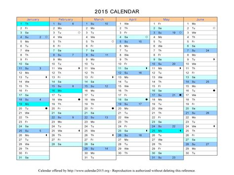 2015 calendar templates word best photos of 2015 calendar template microsoft word
