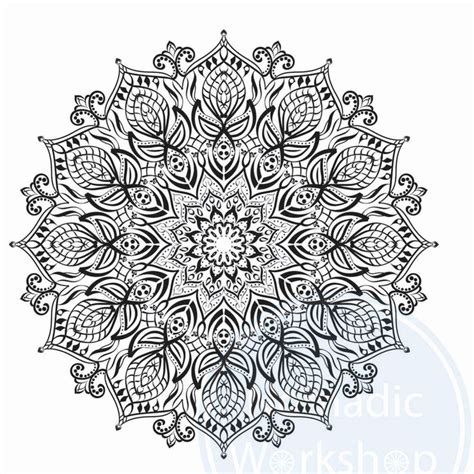 mandalas gorgeous coloring books with more than 120 illustrations to complete 72 best coloring page for adults images on