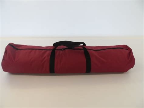 awning bag caravan zipped awning pole bag cover small