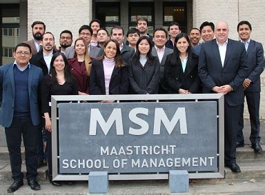 Mba Phd Joint Programs by Maastricht School Of Management Joint Mba Program W