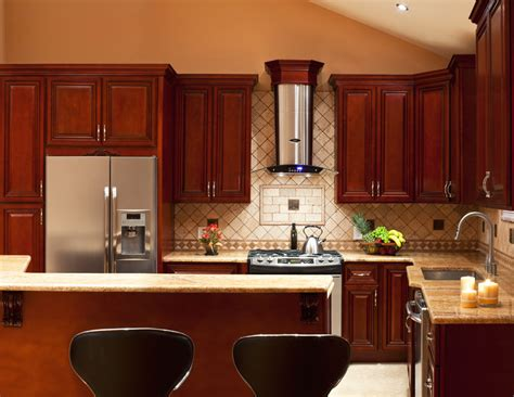 marvelous solid wood kitchen cabinets as modern or country