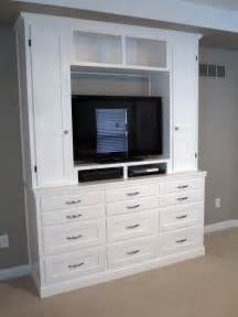 handmade bedroom dresser entertainment center by