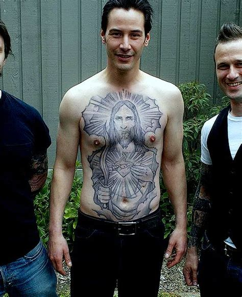 tattoo john wick back 451 best images about lindo keanu reeves on pinterest
