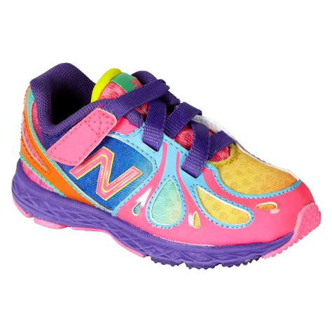 big size shoes c new balance toddler girls sneaker 890v3 wide width multi