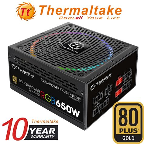 Thermaltake Toughpower Grand Rgb 650w 80 Gold Modular Analog thermaltake toughpower grand rgb 650w 80 gold power supply
