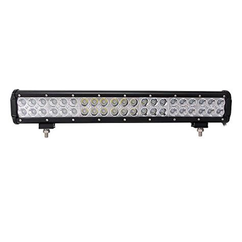 Led Light Bar Northpole Light 20 Quot 126w Waterproof Cree Led Light Bar Waterproof