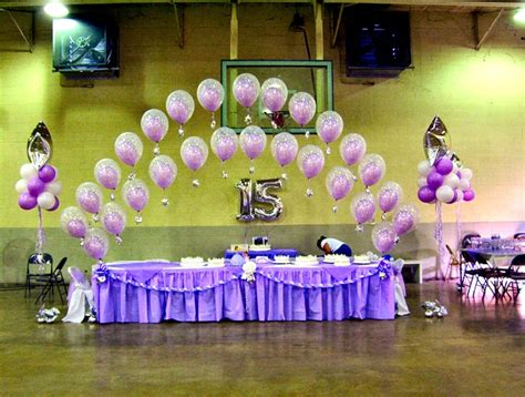 How To Decorate For A Quinceanera by Quinceaneras