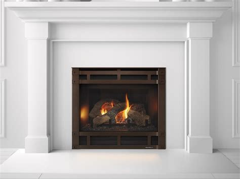 heat and glo sl 750 slim line gas fireplace thin