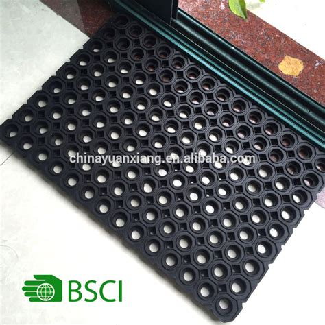 Non Slip Rubber Floor Mats by Anti Fatigue Non Slip Kitchen Rubber Mat With Bsci