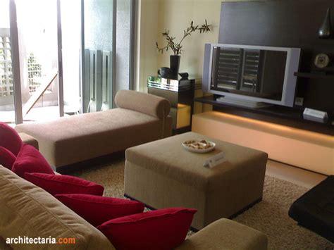 Sofa Untuk Apartemen Ruang Tamu Kecil